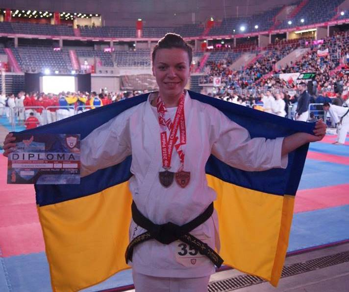 В Харькове жестоко обманули известную спортсменку