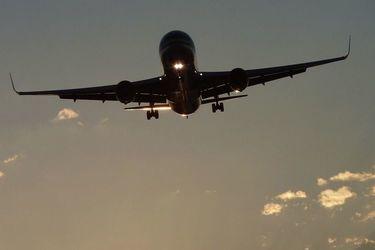 Видео возможного взрыва самолета над Черным морем появилось в Сети