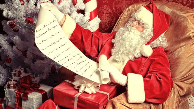 Кернес признался, что попросил у Деда Мороза