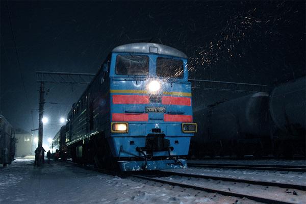 Харьковчане довели проводницу до истерики