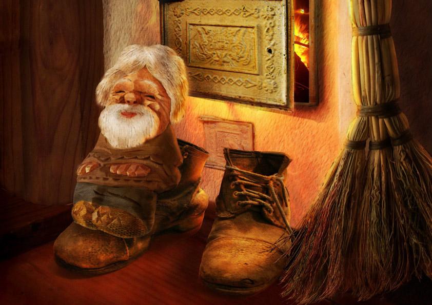 Рождественский кошмар свалился на харьковчанку