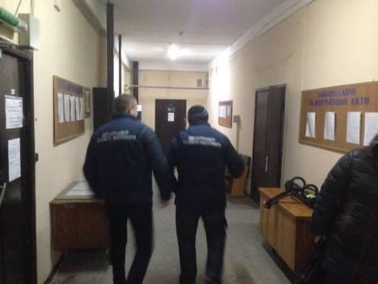 Стало известно, кого ловили в Харьковском горсовете (ВИДЕО)