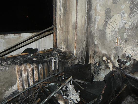В Харькове в жилом доме прозвучал взрыв. Есть жертвы