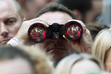 Тотальную слежку организуют за харьковчанами