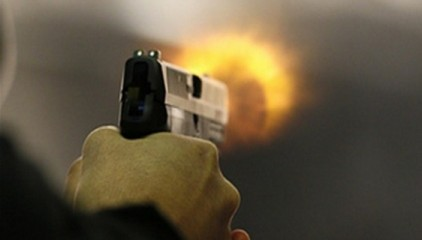 В Харькове во дворе многоэтажки открыли стрельбу