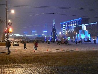 Стало известно, что появится на площади Свободы (ФОТО)