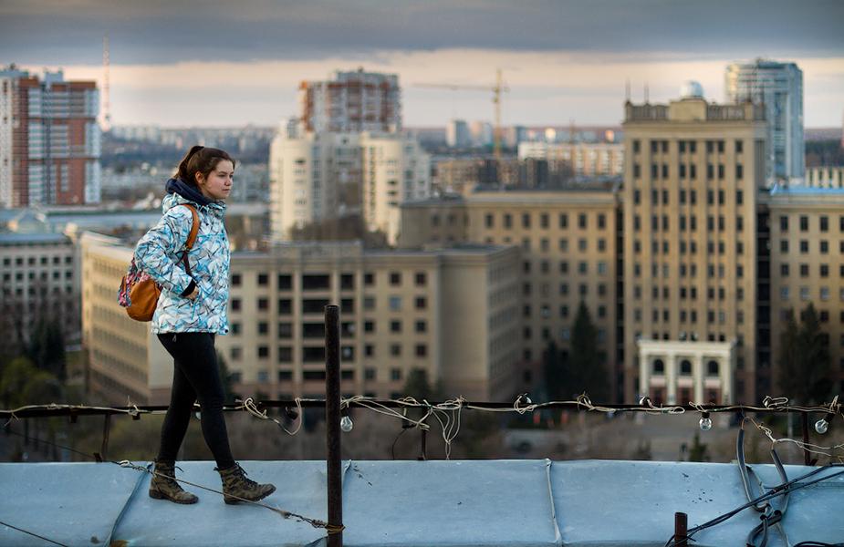 Харьковским экстремалам укажут на место