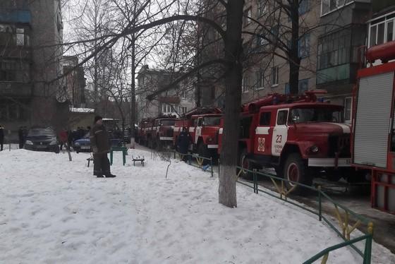 Жители дома, где взорвался газовый баллон, поделились пережитым ужасом