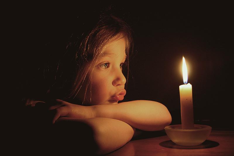 Под Харьковом целое село сидело без электричества почти 10 часов