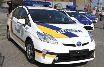 В Харькове покалечили полицейских (ФОТО)