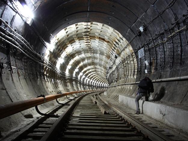 Харьковчанка устроила переполох в подземке (ВИДЕО)