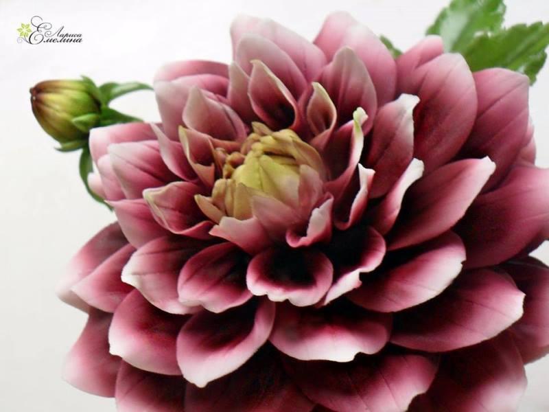 Сказочные цветы создают в Харькове