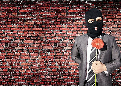 Харьковские романтики поставили на уши полицию