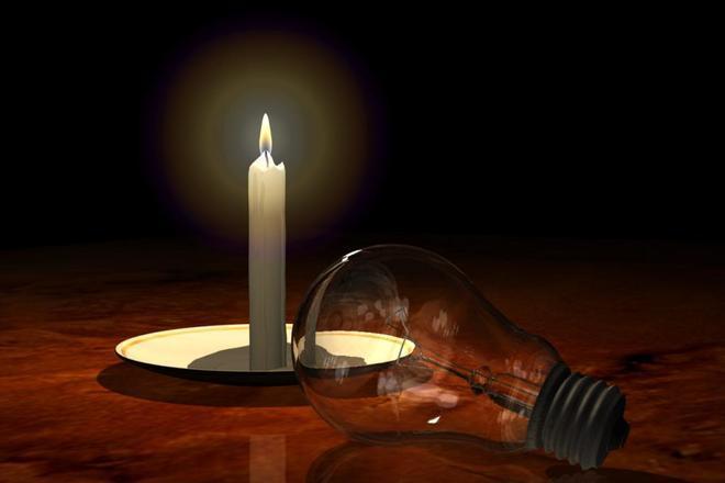 Харьковчане будут сидеть без света