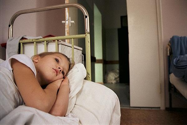 Количество отравившихся детей на Харьковщине растет