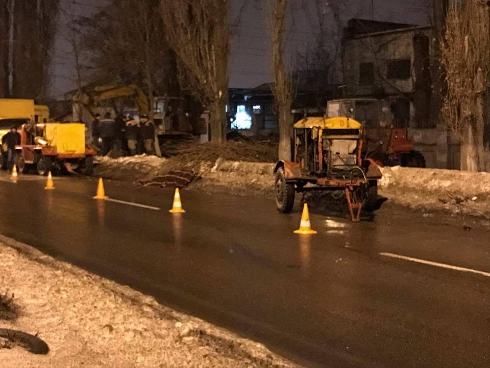 Харьковский коммунальщик погиб на работе накануне юбилея