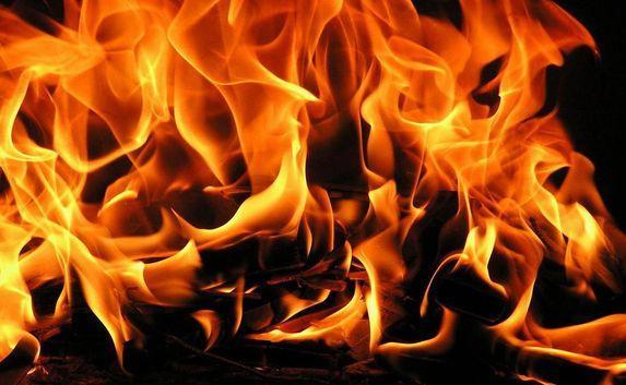 Крупный ресторан горел в Харькове (ФОТО, дополнено)