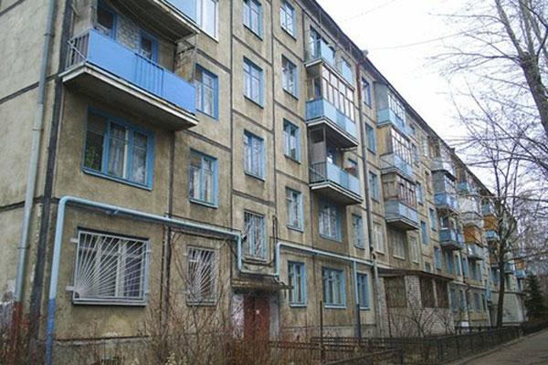 Харьковским «хрущевкам» пообещали вторую жизнь
