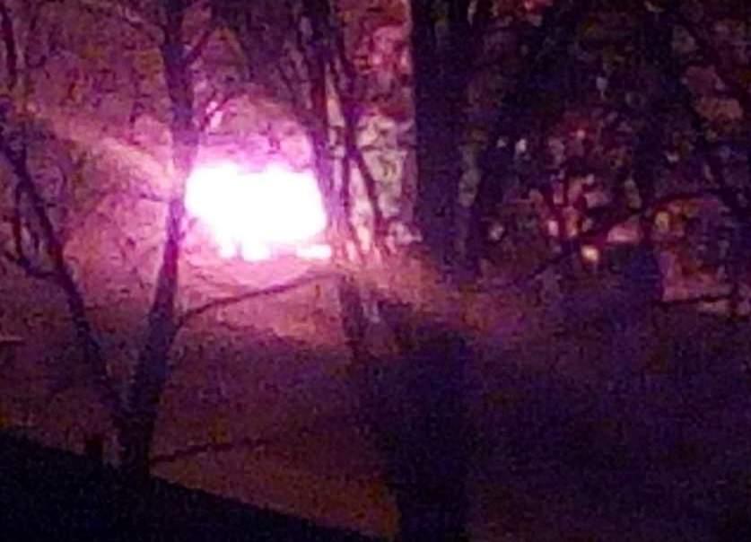 Звуки взрывов напугали людей на Салтовке этой ночью (ФОТО, ВИДЕО)