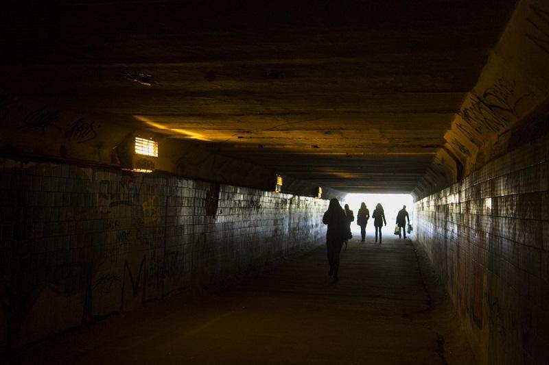 Харьковчане добровольно готовы отправиться под землю