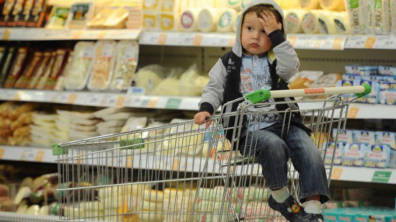 Стоимость продуктов снова вырастет