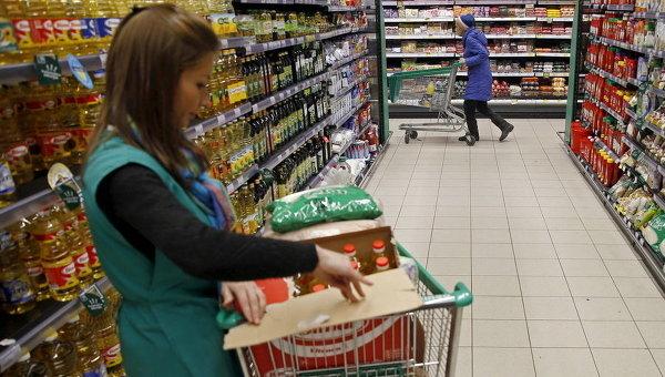 Мелкая промашка довела сотрудника харьковского супермаркета до нервного срыва