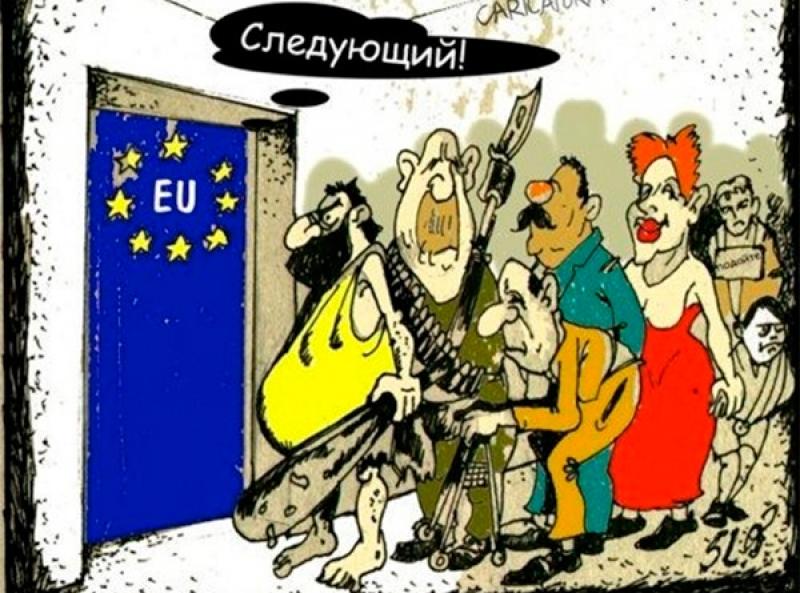Жизнь на чемоданах. Харьковчане готовятся выехать в Европу