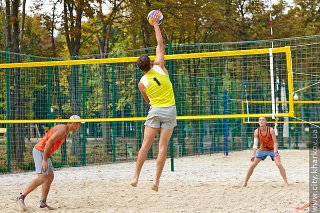 Харьков накроет пляжная эйфория