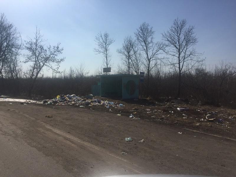 Харьковщина погрязла в мусоре из-за государства (ФОТО)