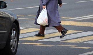 Страшная авария произошла на пешеходном переходе в Харькове (ФОТО)