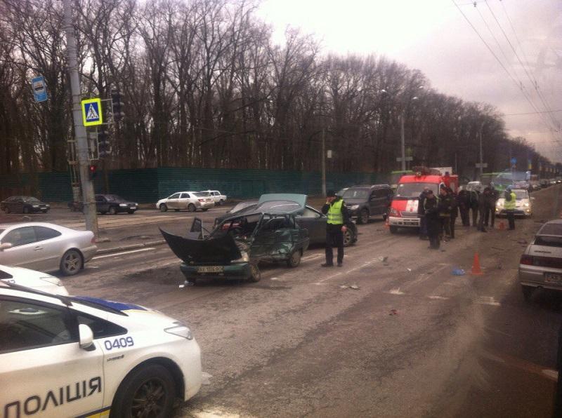 Водитель иномарки, которая угодила в смертельную аварию, был пьян – родственница погибшего