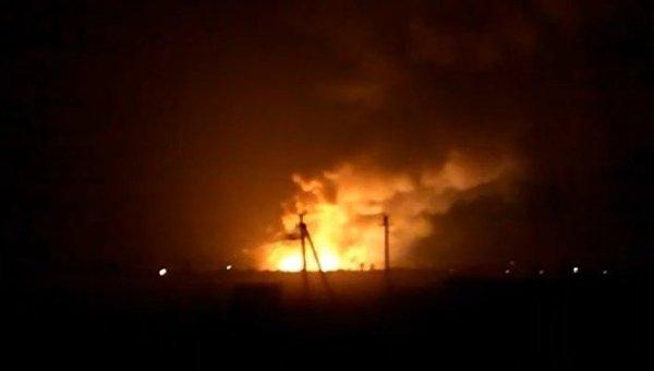 Масштабное ЧП на Харьковщине. Людей эвакуируют из города (ВИДЕО)