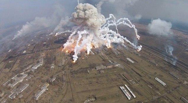 Взрывы в Балаклее уничтожили десятки домов – местные жители (ФОТО)