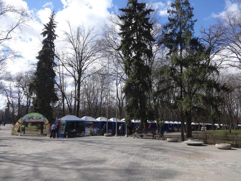 В Первой столице готовятся к самому светлому празднику (ФОТО)