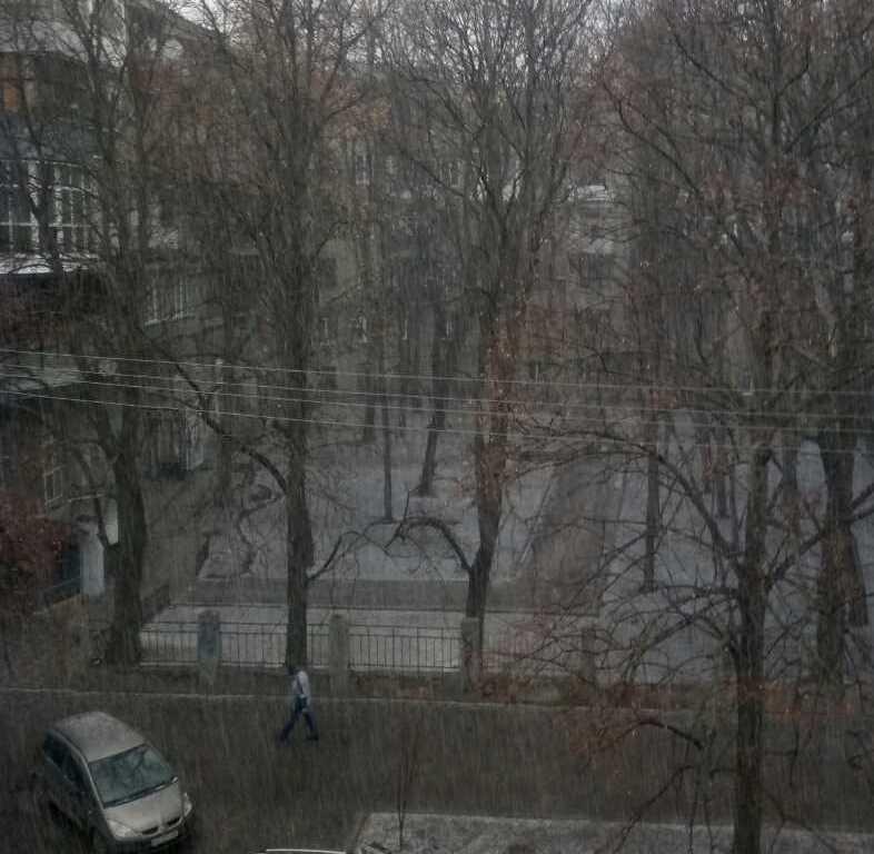 Аномальное явление наблюдали в центре Харькова (ВИДЕО)