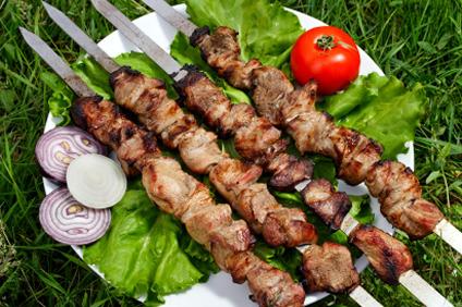Харьковчанам не дадут поесть шашлыков