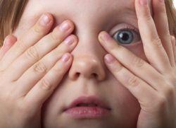 Балаклейские дети пугают родителей странными реакциями