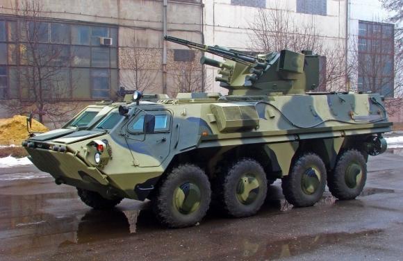 Украинская военная техника оказалась в эпицентре скандала