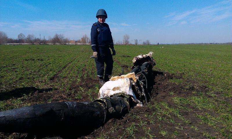 Несколько тысяч опасных предметов обнаружили в городе на Харьковщине