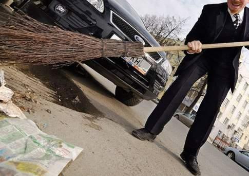 Центр Харькова намерены расчистить от лишнего