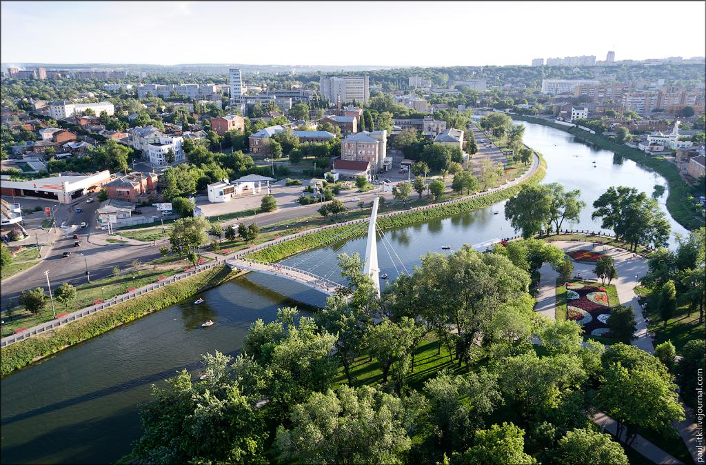 Харьков прославился забавными достопримечательностями