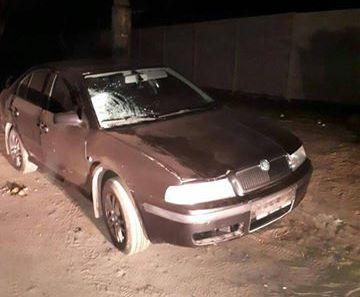 Машину-убийцу нашли в Харькове (фото)
