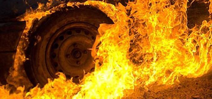 Массовое сожжение устроили в Харькове (фото)