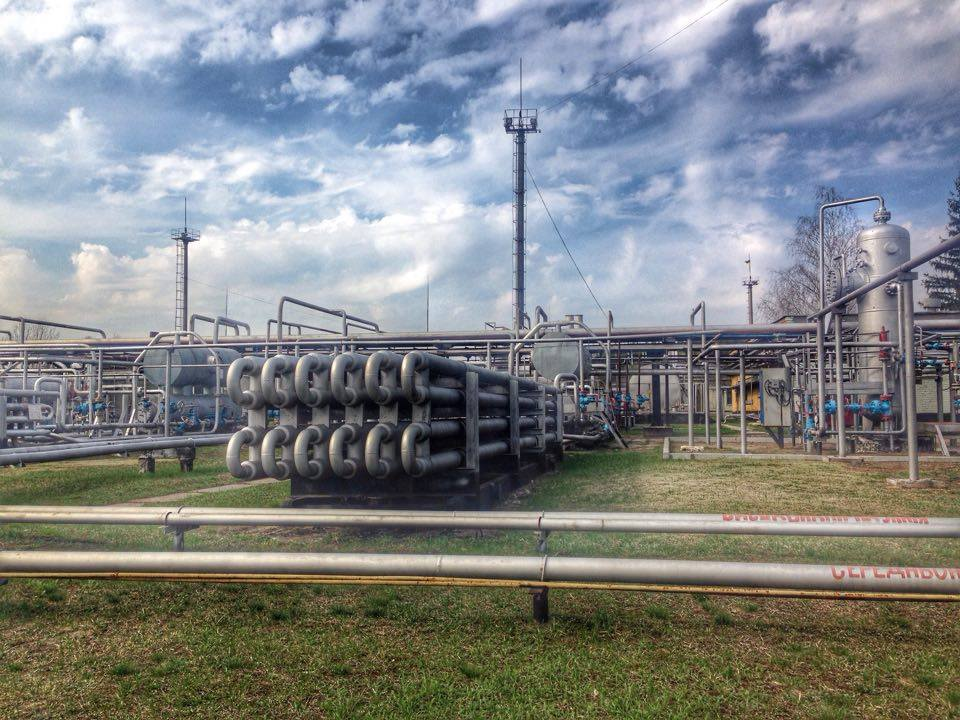 Крупное месторождение газа нашли в Харьковской области