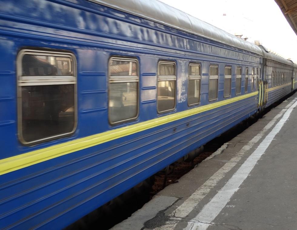 Псевдоубийство напугало пассажиров поезда в Харькове