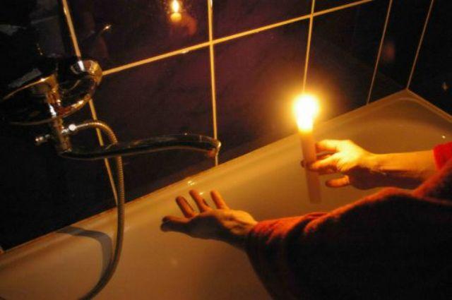 Без света и горячей воды. Харьковчане готовятся к худшему