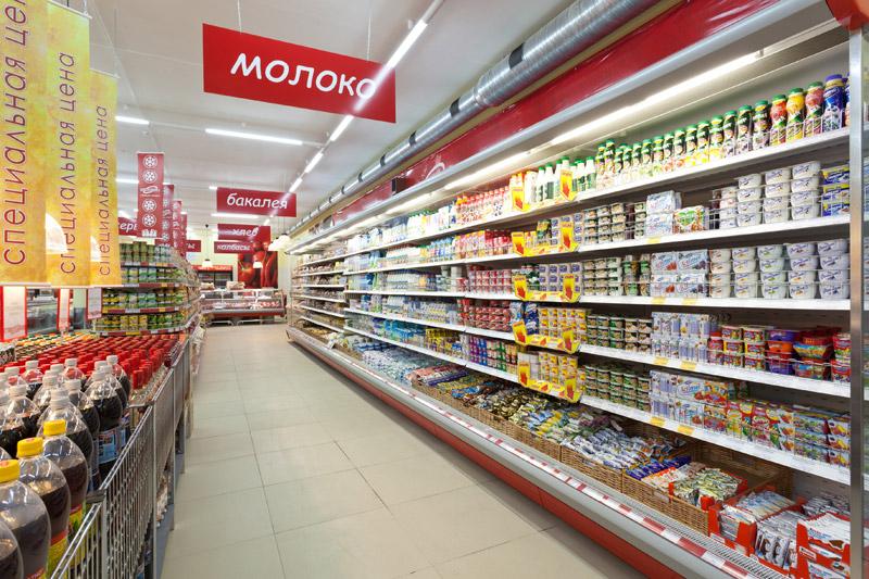 В харьковском супермаркете покупатели устроили восстание