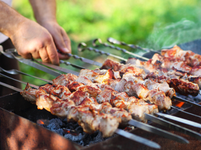 Харьковчане поделились секретами вкусного шашлыка