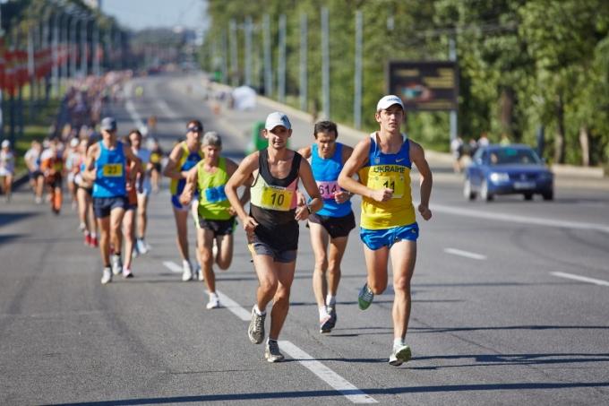 Жители и гости Харькова отправятся в бега (фото, видео)