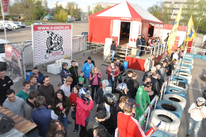 Харьковчанки устроили небывалый экшн на трассе(фото)